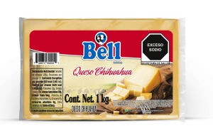 Queso Chihuahua Bell 1k