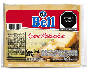 Queso Chihuahua Bell 400g